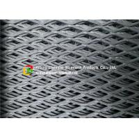 Working Platforms Flat Expanded Metal Mesh 0.1 - 2m Width ISO9001 Certification for sale