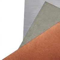 Single / Double Sided Conductive Fabric Over Foam Gaskets Low Contact Resistance Manufactures