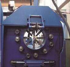 China 80mm Diameter Longitudinal Seam Welding Machine 1Meters Length on sale