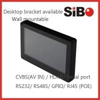Quality SIBO Q896 In Wall Android Tablet With RS232 for sale