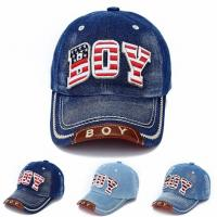 Cow Boy Jeans Styles Unisex Baseball Caps For Summer Children Sports