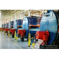 Gas Fired FireTube Condensing Boilers Manufacturer in China Manufactures