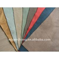 Polyester Micro Suede Fabric Manufactures