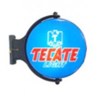 Floor round rotating light box Manufactures
