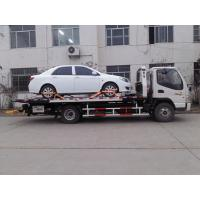 Flatbed Car Carrier Wrecker Manufactures