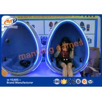 Interactive Vr Games 360 Degree Movie Theater L 2.13m*W 1.3m*H 1.9m Manufactures