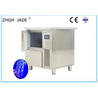 Restaurant High Capacity Ice Machine With Led Blue Light 	R404A Refrigerant Manufactures