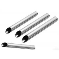 China Round 347 Stainless Steel Tubing Custom Size Max 18m Length For Heat Exchangers on sale