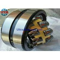 Quality 118mm Thickness Spherical Roller Bearing High Precision For Steel Plant Machinery for sale