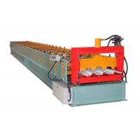 Quality Automatic Cold Roll Forming Machine , 25 Stations Floor Decking Forming Machine for sale