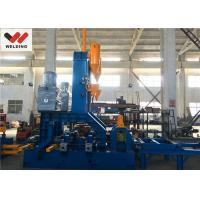 Assembly Welding Straightening H Beam Welding Line 3 In 1 High Efficiency for Industrial Manufactures