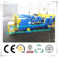 Europ Standard Conventional Welding Rotator / 600 Tons Pipe Rollers For Welding Manufactures