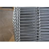 Pressure Resistance Stainless Steel Conveyor Belt , Wire Conveyor Belts Good Stability Manufactures