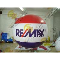 Quality Decorative Inflatable Outdoor Advertising Balloons Fireproof Reusable for sale
