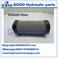 China 1Um micron High standard Parker hydraulic oil filter core element 932626 932626Q on sale