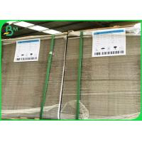 550gsm 600gsm 650gsm 1000gsm 1300gsm Grey Chipboard Paper Recycled Pulp Style Manufactures