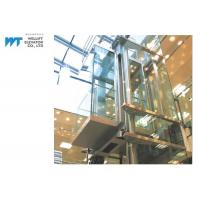 ARD Safety Device Panoramic Glass Elevator For Power Failure Emergency Leveling Manufactures