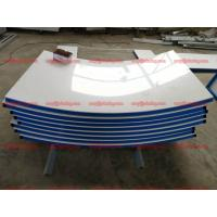high quality color customized easily transported and assembled Dasher board system Manufactures