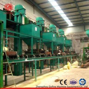 China High Efficiency Compound Fertilizer Production Line , NPK Granulator Machine on sale