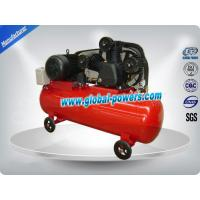 Quality Belt Driven Electric Air Compressor Three - Phase Brushless 4Kw 5.5Hp 100L 8Bar for sale