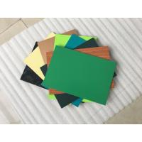 China Various Colors PVDF Aluminum Composite Panel Facade With Sound Insulation on sale