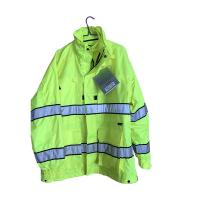 Polyester Fabric Mechanic Work Jacket Lapel Stain Resistant Coverall Manufactures