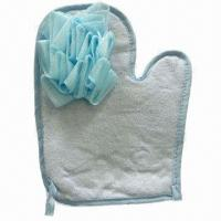 Microfiber Cleaning Cloth, Made of 80% Polyester and 20% Polyamide Manufactures
