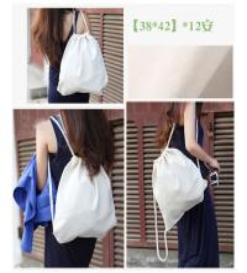 Waterproof Drawstring Backpack , Handled Style Waterproof Cinch Sack Manufactures