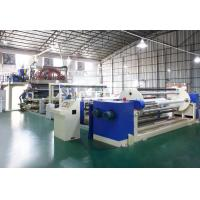 China 3 Layer CPP CPE EVA Cast Film Co Extrusion Line, High Precise Sheet Extrusion Line on sale