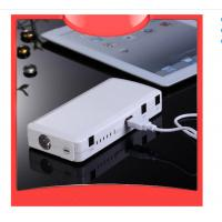 lipo battery 12000mah 12V mini jump starter auto mobile charger power bank Manufactures