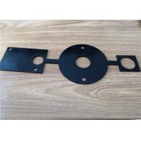 Black Flat Rubber Gasket Seal Mold Compression For Transmission Gear Manufactures