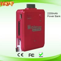for iphone 4 4s 2200mah usb micro V8 universal mobile phones batteries accessories Manufactures