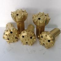 Low Medium and High Air Pressure Deep Hole DTH Hammers Button bits for Mining and Rock Drilling Manufactures