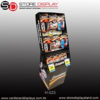 PDQ pop display stand with hooks for hang stools Manufactures