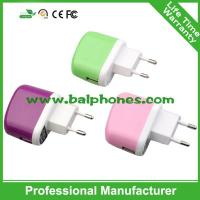 2015 hotsales wall/travel charger 5v1a single port micro usb home outlet Manufactures