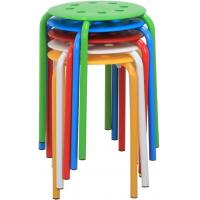 China Classroom Plastic Stacking Chairs For Kids Students Plastic Eco - Friendly on sale