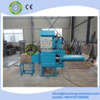 Quality Press baler for silage bagging machine/New design corn cob baler bagging machine/sawdust serrag baler machine for sale