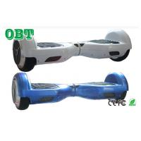 CE / Rohs Electric Balance Scooter smart self balancing scooter with bluetooth Manufactures
