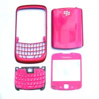 Colorful BlackBerry Curve 8520 Full Housing with Pink surface Manufactures
