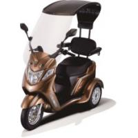 China YF-Lejun passenger electric tricycle with three wheels Size 1600*760*1670 wholesale