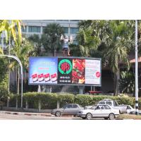 Outdoor P8 SMD Commercial LED Displays For Advertising LED Screen Manufactures