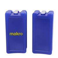 Custom HDPE Plastic Material FDA Cooling Ice Pack Cooler For Kids Bags Manufactures