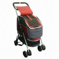 Pet Stroller with Separately Used Carrier, OEM and ODM Orders are Welcome Manufactures
