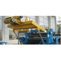 China 25 - 30 pcs/min Steel Cut To Length Machines With Hydraulic Double Tampered Decoiler on sale