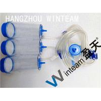 China 100ml Consumable Steritest System , Sterility Test Kit ChP EP JP USP SS304 Needle on sale