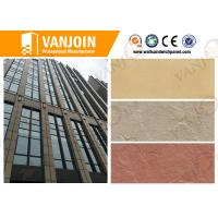 Exterior Wall Tiles Lightweigh Slate Decorative Stone Tiles 3mm Thickness for High Buildings Manufactures