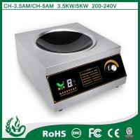 commercial wok countertop induction cooker Manufactures