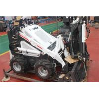 Mini skid steer loader hy380 with different attachments for farm garden and construction Manufactures