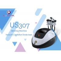 40KHz Body Slimming Machine Ultrasonic RF Vacuum Cavitation Machine Manufactures