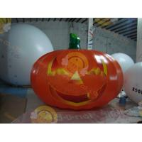 Digital Printed Custom Pumpkin Shapes Balloons, Custom Shaped BalloonsSHA-18 Manufactures